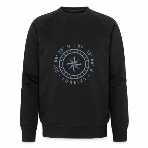 Kompass – Loreley - Männer Bio-Sweatshirt von Stanley & Stella