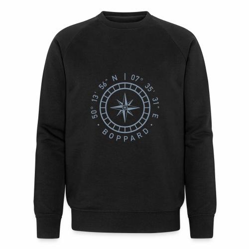 Boppard – Kompass - Männer Bio-Sweatshirt von Stanley & Stella
