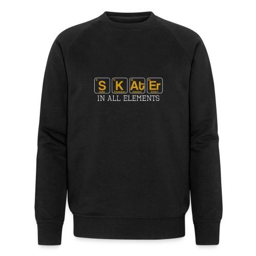 Skater In All Elements Periodic Table Science - Männer Bio-Sweatshirt von Stanley & Stella