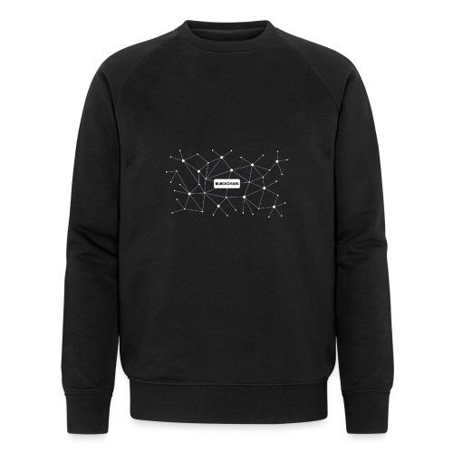Blockchain - Männer Bio-Sweatshirt von Stanley & Stella