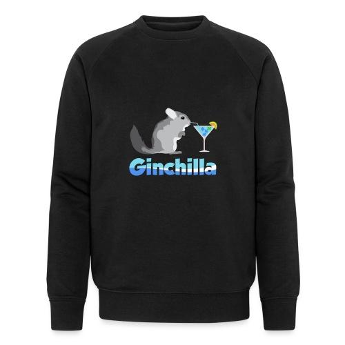 Gin chilla - Funny gift idea - Men's Organic Sweatshirt by Stanley & Stella