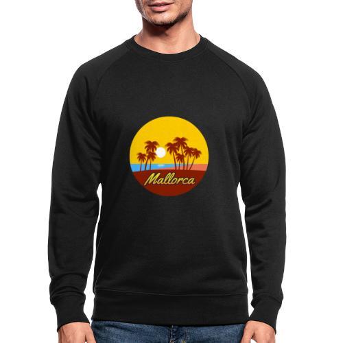 Mallorca - Als Geschenk oder Geschenkidee - Männer Bio-Sweatshirt