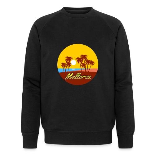 Mallorca - Als Geschenk oder Geschenkidee - Männer Bio-Sweatshirt von Stanley & Stella