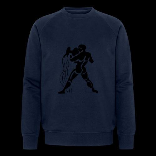 STERNZEICHEN WASSERMANN - Männer Bio-Sweatshirt von Stanley & Stella