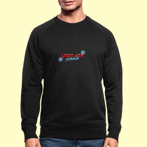 Lindy Hop Wonderland Tanz T-shirt - Männer Bio-Sweatshirt