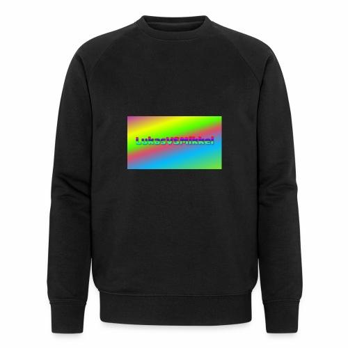 LukasVSMikkel Logo - Økologisk Stanley & Stella sweatshirt til herrer