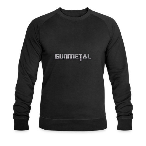 Gunmetal - Men's Organic Sweatshirt by Stanley & Stella
