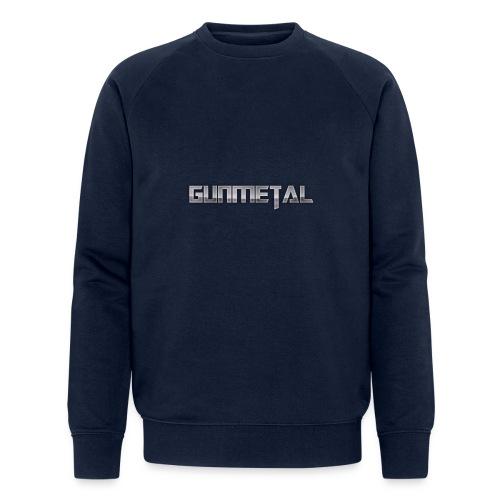 Gunmetal - Men's Organic Sweatshirt by Stanley & Stella