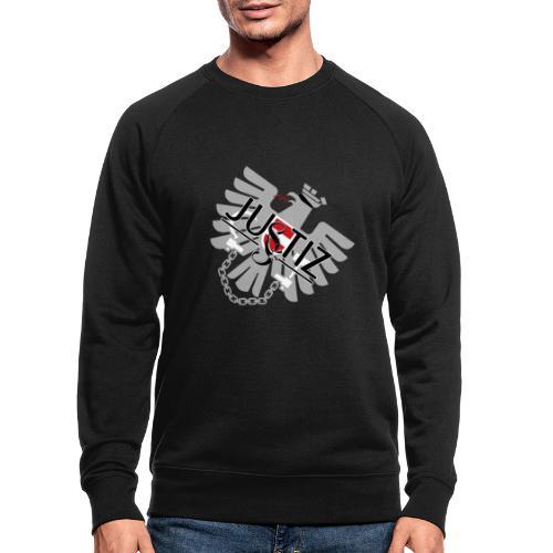 Justizskandal - Männer Bio-Sweatshirt