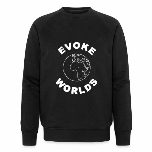 Evoke World's - Men's Organic Sweatshirt by Stanley & Stella
