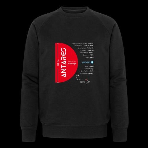 Antares - Männer Bio-Sweatshirt von Stanley & Stella