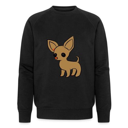 kleiner Hund - Männer Bio-Sweatshirt von Stanley & Stella