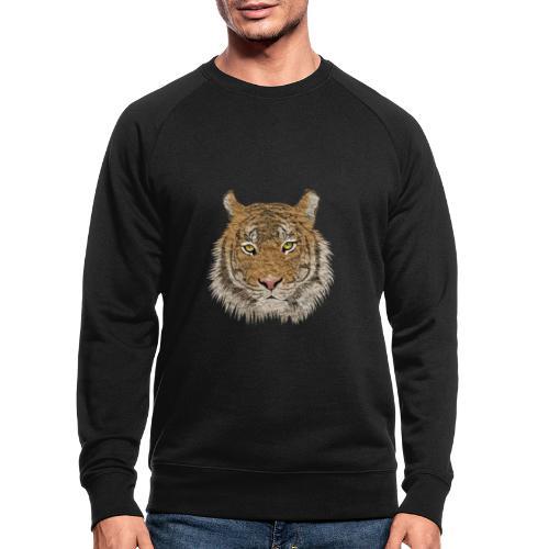 Tiger - Männer Bio-Sweatshirt