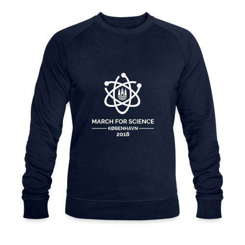 March for Science København 2018 - Men's Organic Sweatshirt by Stanley & Stella