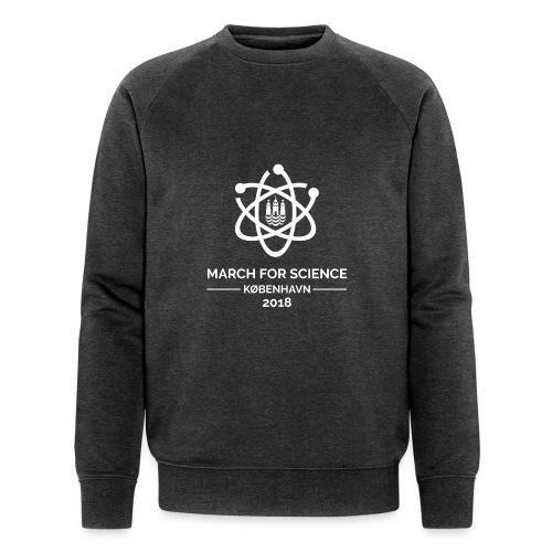 March for Science København 2018 - Men's Organic Sweatshirt by Stanley & Stella