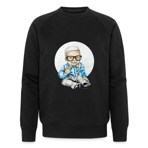 Naughty Boy, carographic - Männer Bio-Sweatshirt von Stanley & Stella