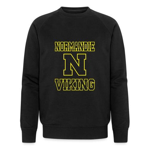 Normandie Viking Def jaune - Sweat-shirt bio