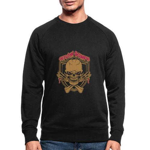 Outlaw Scumfuc - Männer Bio-Sweatshirt