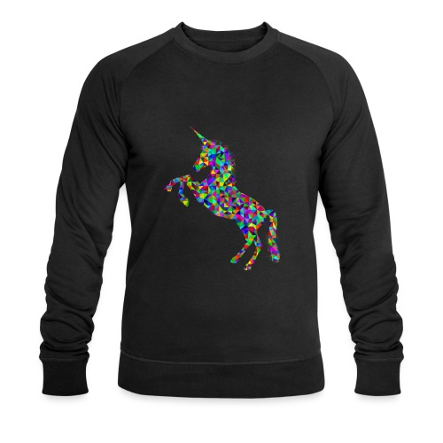unicorn - Männer Bio-Sweatshirt von Stanley & Stella