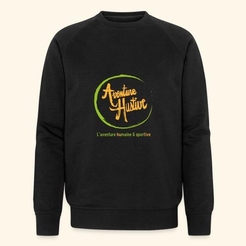 Aventure Hustive Logo - Sweat-shirt bio Stanley & Stella Homme