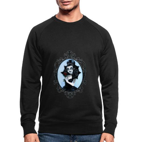 Model of the Year 2020 Lilith LaVey - Men's Organic Sweatshirt