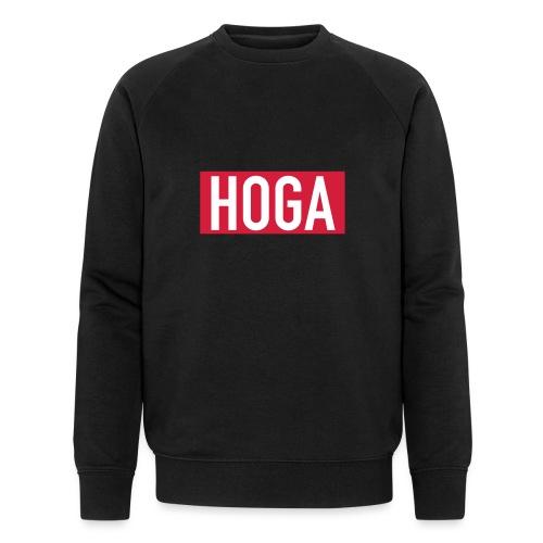 HOGAREDBOX - Økologisk sweatshirt for menn fra Stanley & Stella