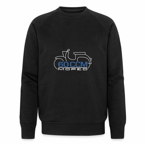 Moped Schwalbe 60 ccm Emblem - Men's Organic Sweatshirt by Stanley & Stella