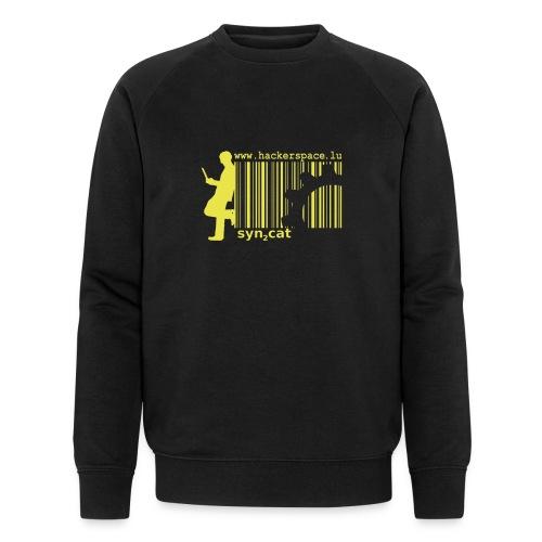 syn2cat hackerspace - Men's Organic Sweatshirt