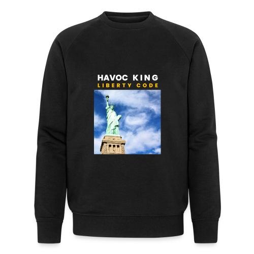 Havoc King Cover - Männer Bio-Sweatshirt von Stanley & Stella