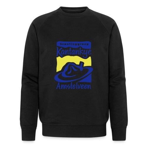 logo simpel 2 - Mannen bio sweatshirt van Stanley & Stella