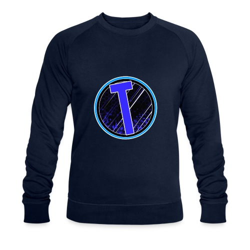 Truxer Old Logo Transparent - Men's Organic Sweatshirt by Stanley & Stella
