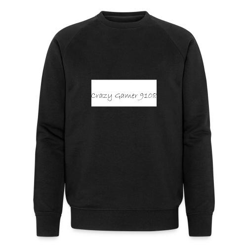 Crazy Gamer 9108 new merch - Men's Organic Sweatshirt by Stanley & Stella