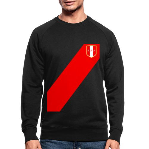 Seleccion peruana de futbol (Recto-verso) - Sweat-shirt bio