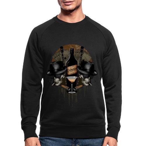 Death Blues by BY TRIBUTICA® - Männer Bio-Sweatshirt