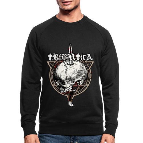 Death Attack by BY TRIBUTICA® - Männer Bio-Sweatshirt
