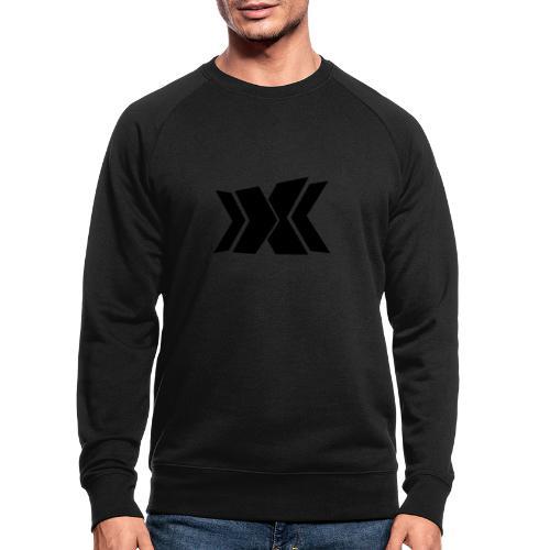 RLC Black Logo - Männer Bio-Sweatshirt