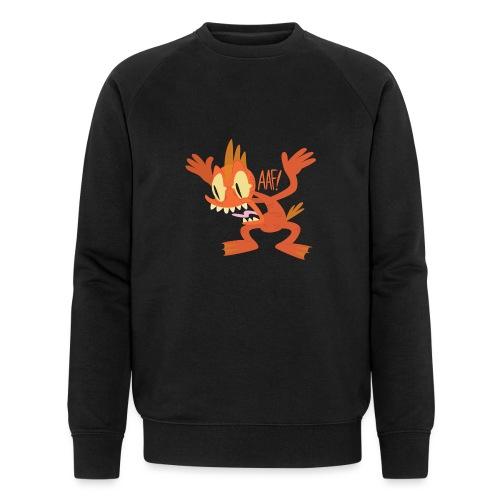 Cyril the Mutant Goldfish - Men's Organic Sweatshirt