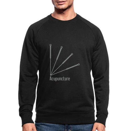 Acupuncture Eventail vect - Sweat-shirt bio