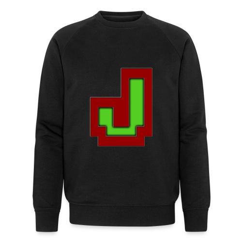 Stilrent_J - Økologisk sweatshirt til herrer
