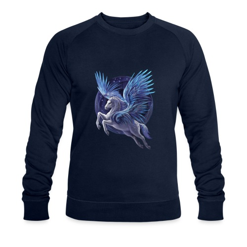 Pegasus - Männer Bio-Sweatshirt von Stanley & Stella