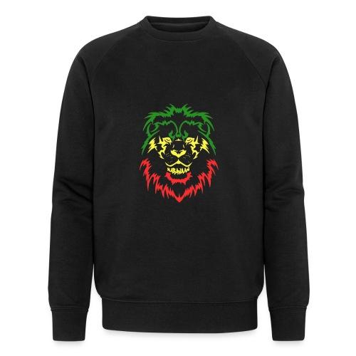 KARAVAAN Lion Reggae - Mannen bio sweatshirt