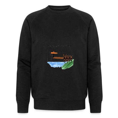 Let's go fishing - Men's Organic Sweatshirt by Stanley & Stella