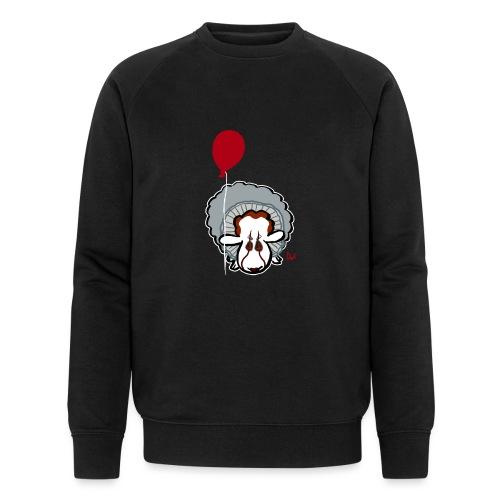 Evil Clown Sheep from IT - Økologisk sweatshirt for menn fra Stanley & Stella