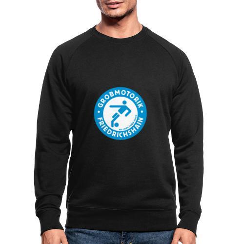 Gromotorik Friedrichshain - Männer Bio-Sweatshirt