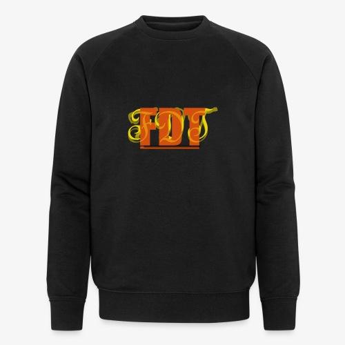 FDT - Men's Organic Sweatshirt