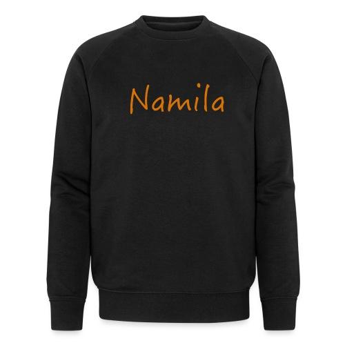Namila Schriftzug - Männer Bio-Sweatshirt von Stanley & Stella