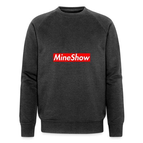 MineShow Box-Logo - Männer Bio-Sweatshirt von Stanley & Stella
