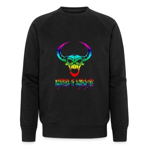 mos2 png - Mannen bio sweatshirt
