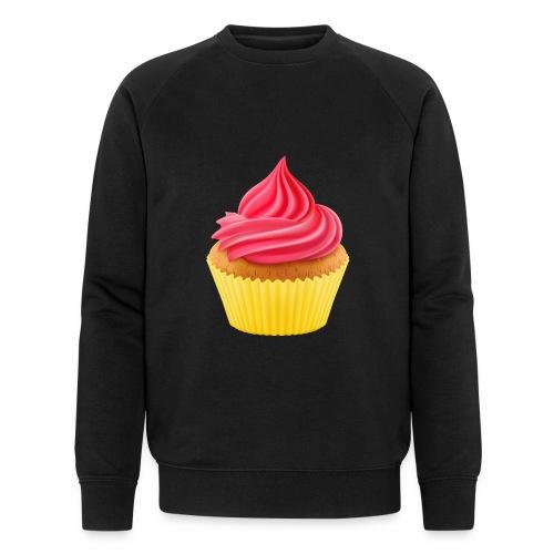 Cupcake - Männer Bio-Sweatshirt von Stanley & Stella