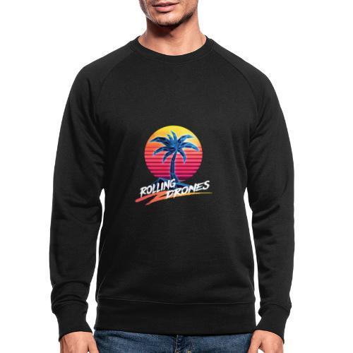 RD Logo Transparent - Men's Organic Sweatshirt
